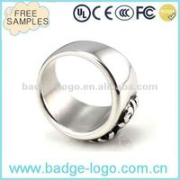 2012 new design popular boys rings fashion