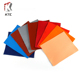 0.43mm Thermal Insulation Fireproof Silicone Coated Fiberglass Fabrics