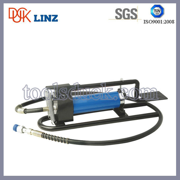 With 1.8 M Flexible Hose Hydraulic foot pump