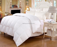 Down Comforters Cotton Stripes Quilting Duvets