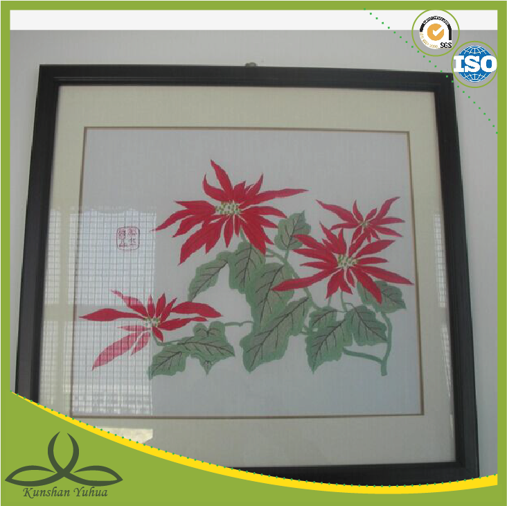 embroidery wall decoration