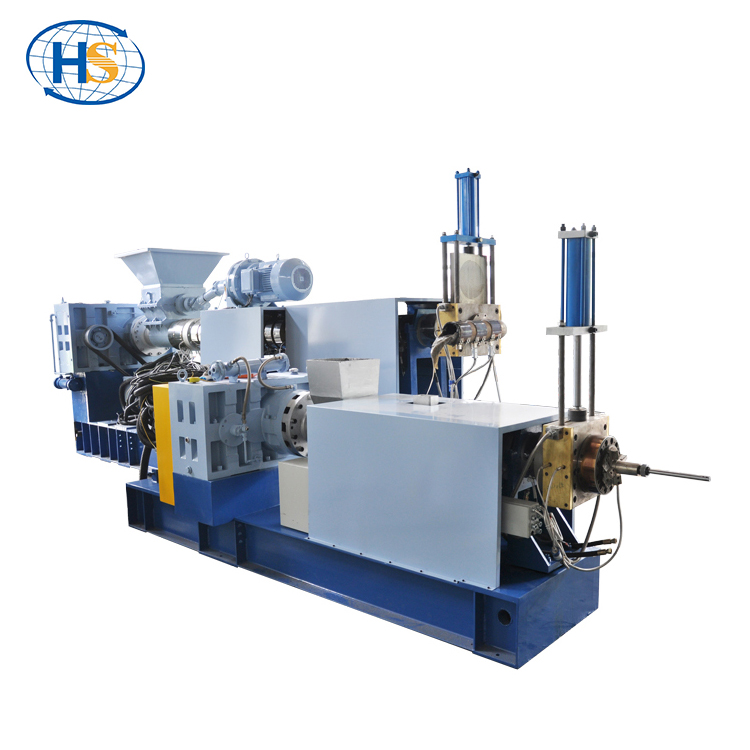 HMS120-120 Two-stage single-screw waste used plastic recycling line