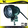 10w euro beam cree round led driving lights for dirt bike, ATV, Motorcycle