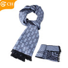 Fashion Style high quality custom woven scarf