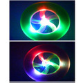 Colorful Fashion Hot Spin LED Light Magic Outdoor Toy Flying Saucer Disc Frisbee UFO Kid Toy