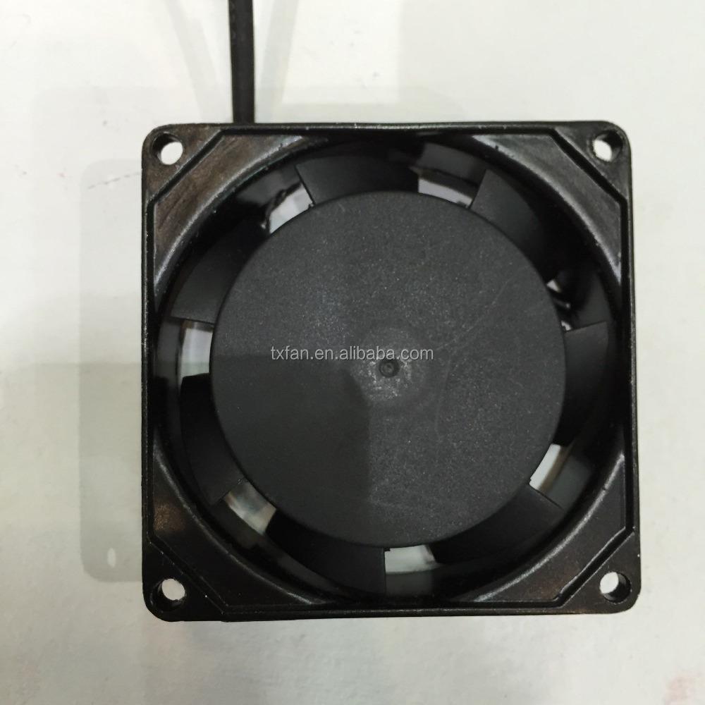 8025mm Kühlschrank 220 Volt Ac Fan 80mm Badezimmer Abluftventilator