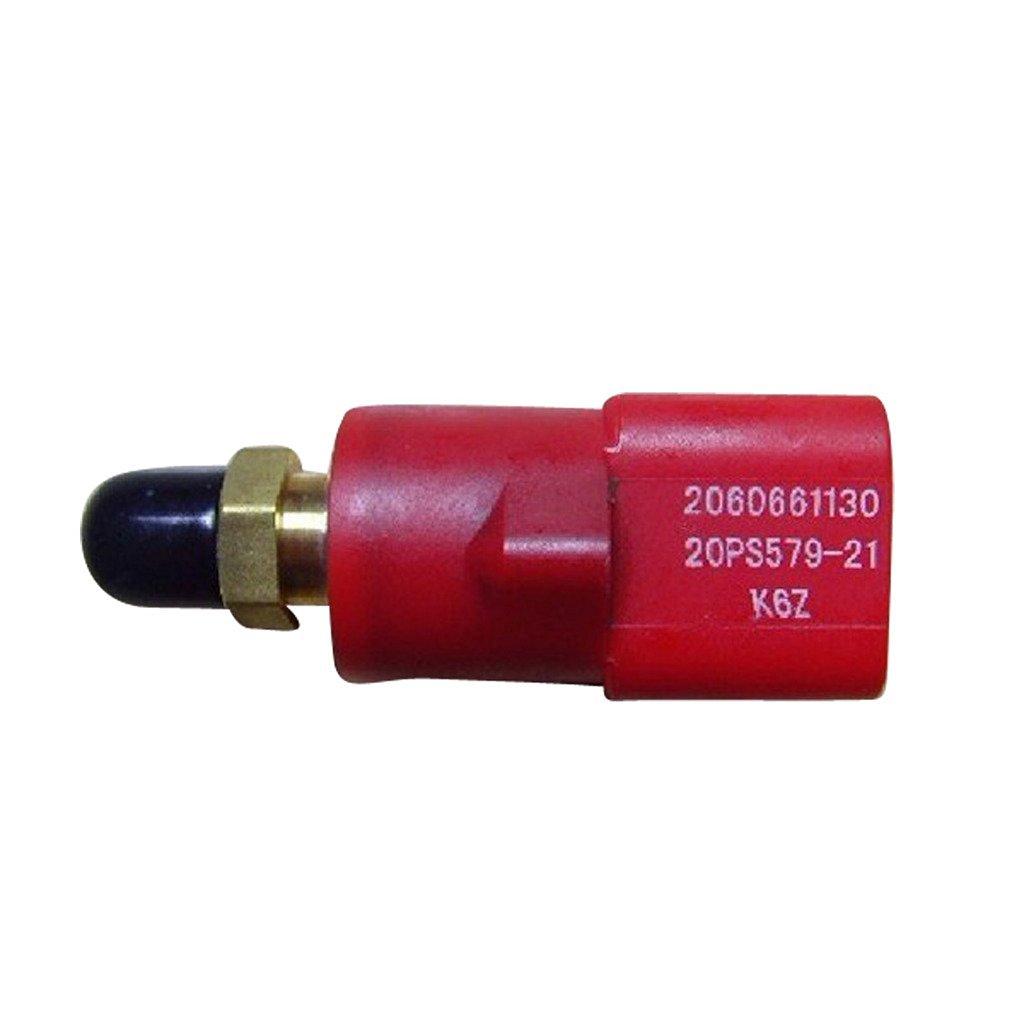 SINOCMP Excavator Pressure Switch 206-06-61130 for Komatsu PC400-7