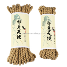5m 10m Erotic Products Soft Cotton Rope Restraint Fetish Flirting Sex Toys for Couples Slave SM Bondage Rope Adult Game