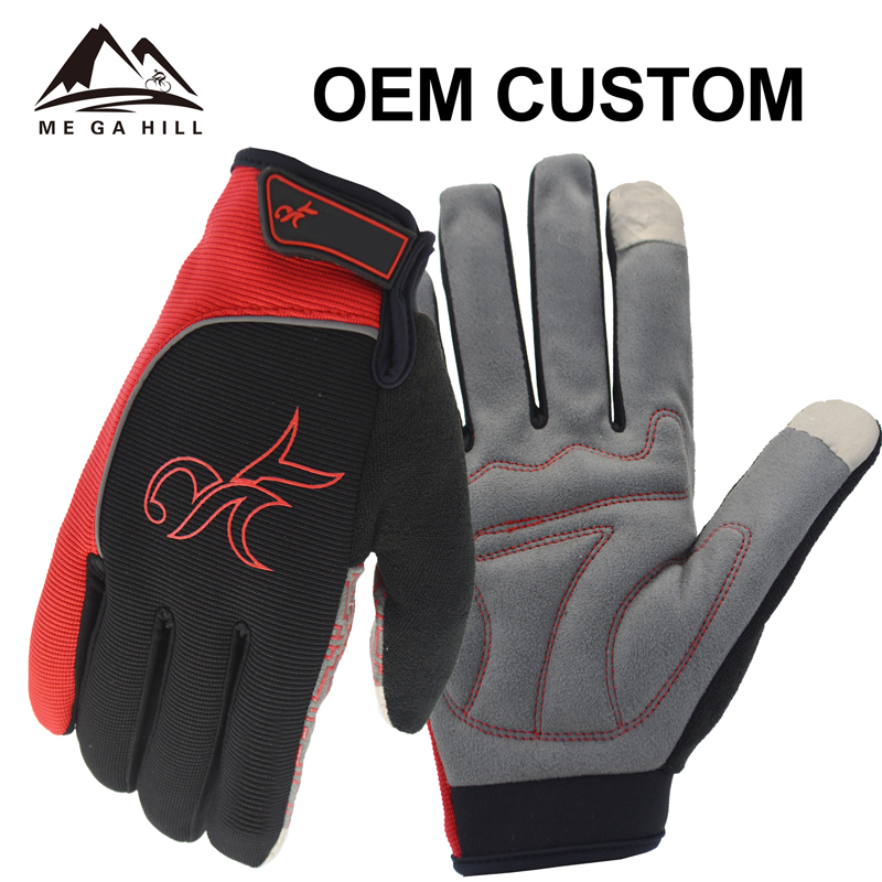 Moto Racing Accessories Custom Motorcycle Riding Pro Biker Motocross Motorcycle Gloves