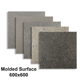 24x24 Inch archaized porcelain brick antique terrazzo look kitchen bathroom ceramic tiles