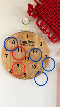 Eastony Wooden Ring Toss Game Hookey Ring Toss Wall Game Buy Hookey Ring Toss Wall Game Wooden Ring Toss Game Quoits Product On Alibaba Com
