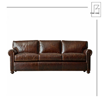 Top Quality L Shaped Leather Sofa 3 Seat Recliner Covers