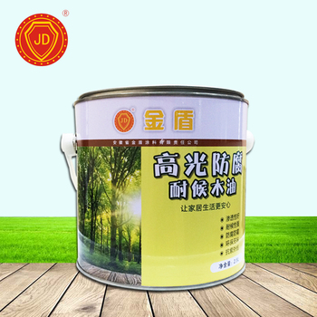 Jd Wood Oil Paint Tung Outdoor High Gloss Weather Resistant Coating