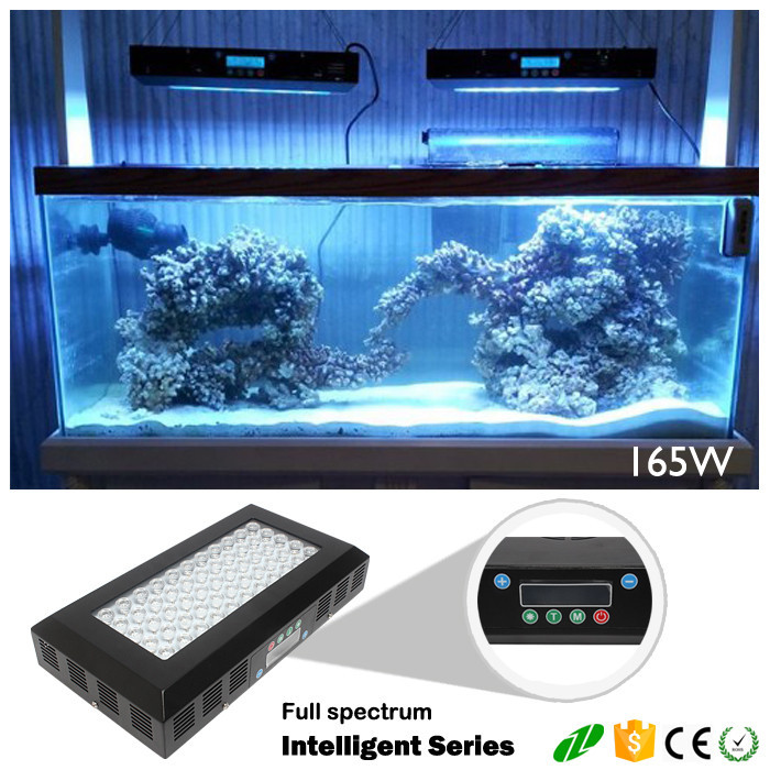 Auto Dimmable 120w led light tube t5 for aquarium well for arowana fish grow