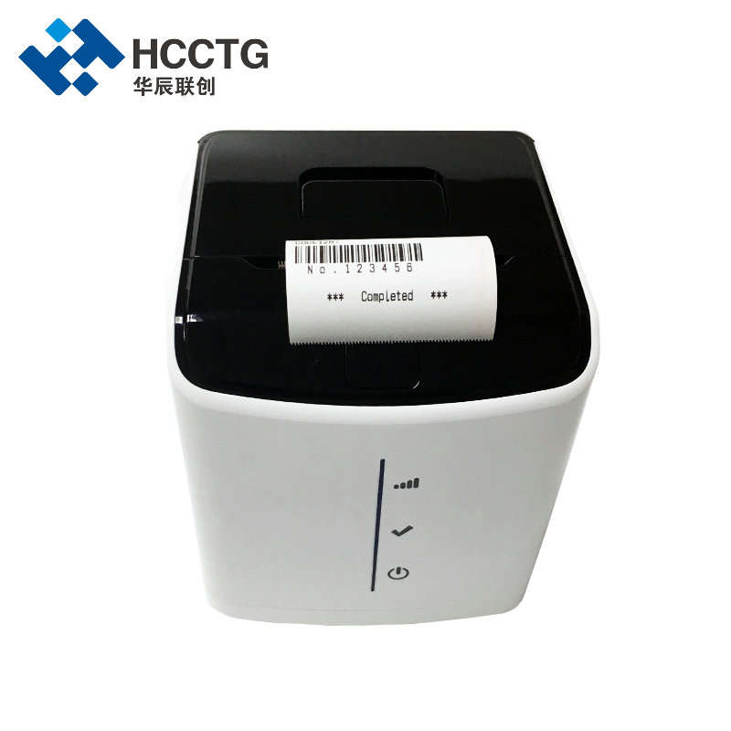 Cheap 2inch USB White POS Receipt Thermal Printer HCC-POS58D-U фото