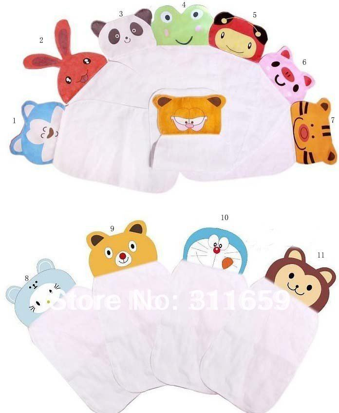 FREE SHIPPING The kindergarten sharedzilla baby wipes absorb sweat towel sweat that gauze increase