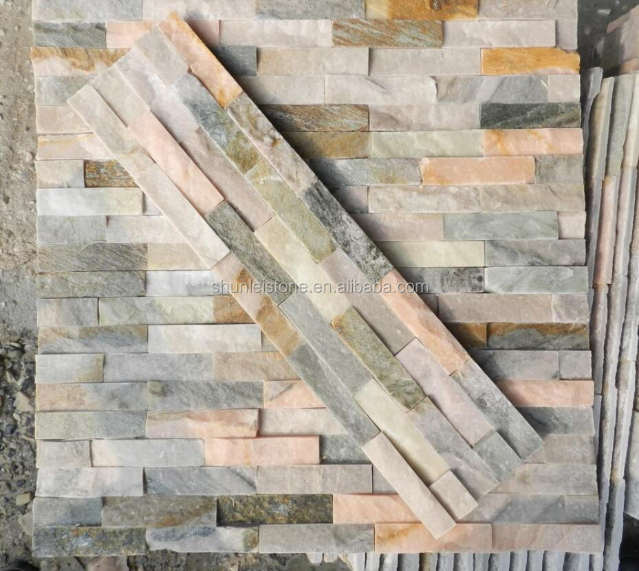 Cultural Stone Exterior Wall Cladding Tile