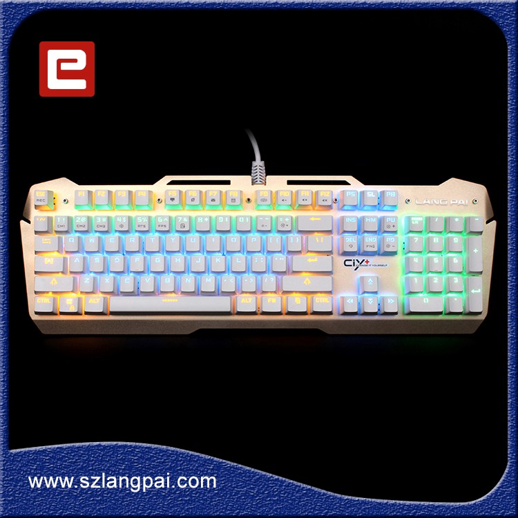 Gaming Series RGB Back Light Mechanical Keyboard