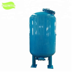 Carbon steel Quartz Sand Filter Housing for Pre-treatment best China Price (Certified by CE/ISO9001)
