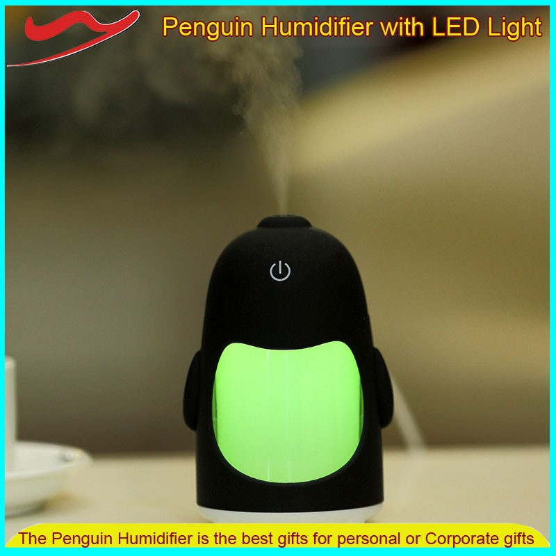 Penguin portable Humidifier / chinese new year gift ideas air freshners for cars