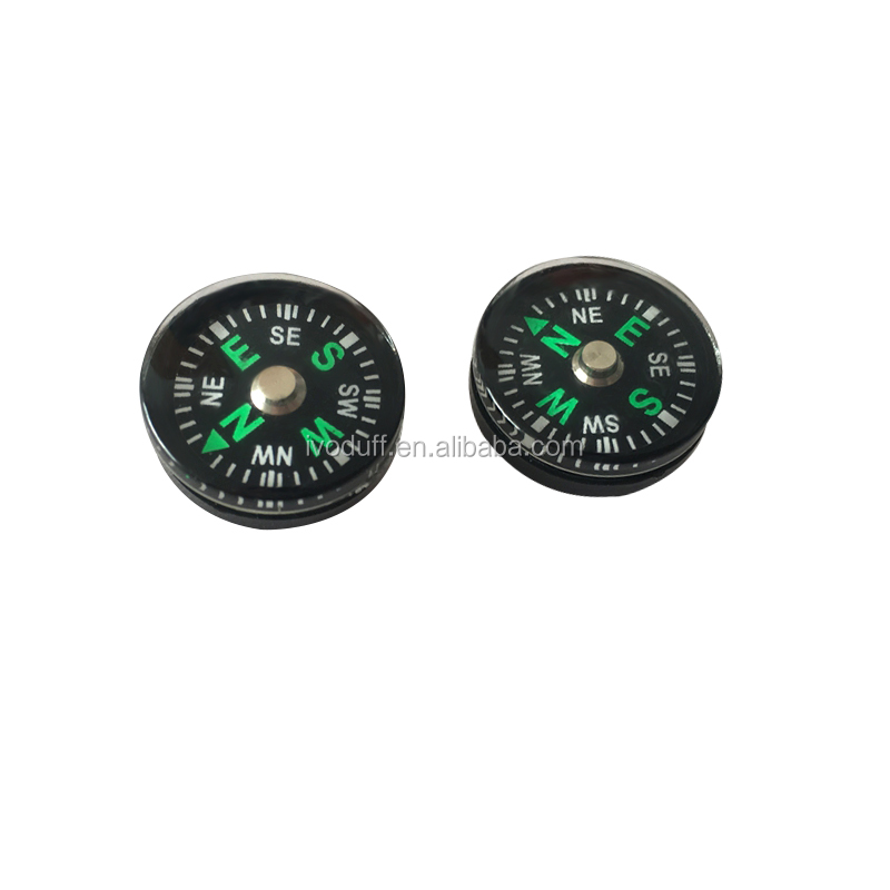 plastic compass Hot selling  mini plastic compass,pocket compass, Black