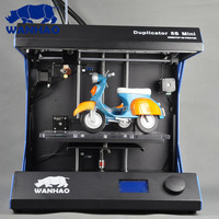 WORLD FIRST FULL COLOR 3D PRINTER 2016 WANHAO