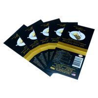 Folding flyers offset printing custom size a5 hotel leaflet printing