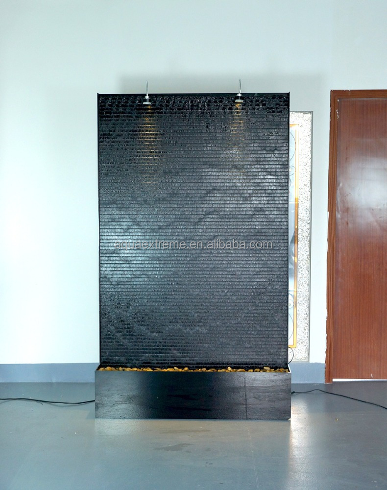 neueste brunnen wand f r unternehmen zeigen mit logo led. Black Bedroom Furniture Sets. Home Design Ideas