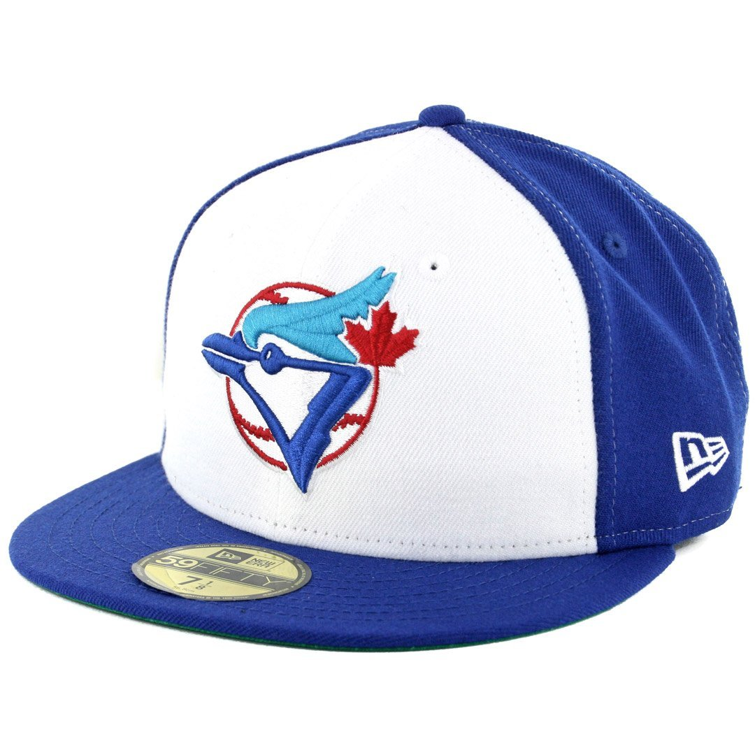 e1a683a47aa Get Quotations · New Era 59Fifty Toronto Blue Jays