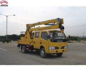 Euro 5 Dongfeng RHD/LHD 12M High-altitude Operation Truck