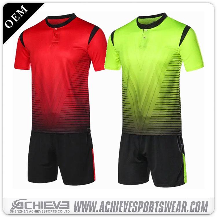 08b04b9722b58 Design personalizado barcelona uniformes de futebol com logotipo da equipe