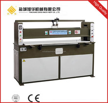 Die setting is simple, high and low die cn be adjusted conveniently and quickly, XH-CL-07 Hydraulic Plane Cutting Machine