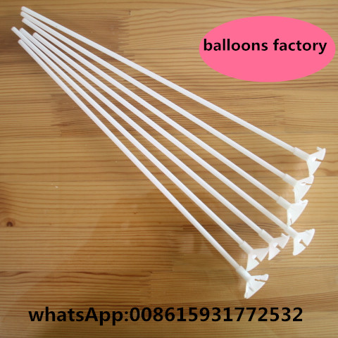 Hot selling balloon cup and stick in stock