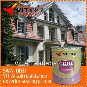 VIT Water Based Resin Exterior Wall Primer(undercoat)u0026paint