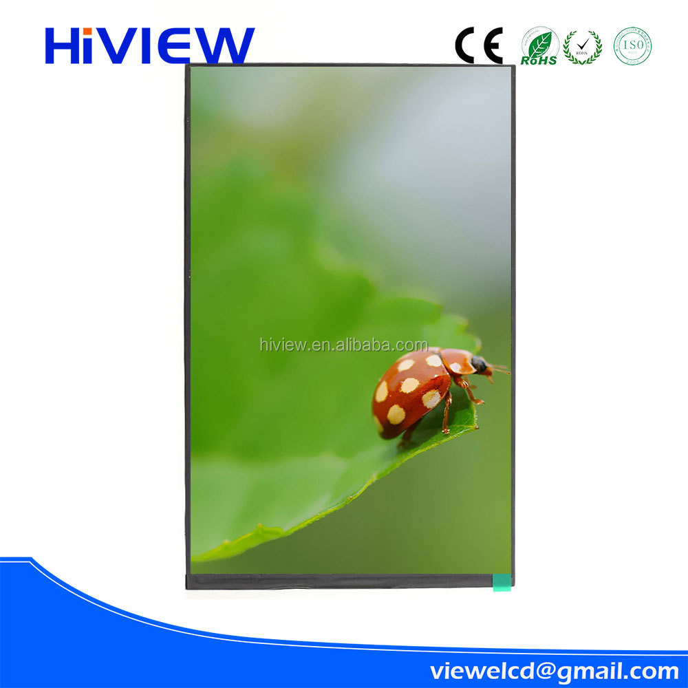 HIVIEW 10.1inch TFT color LCD with MIPI 4 Lanes Interface