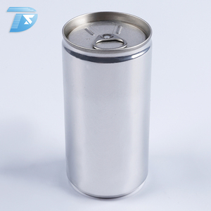 150ml beverage aluminium can for soft drinks energy drinks beer can