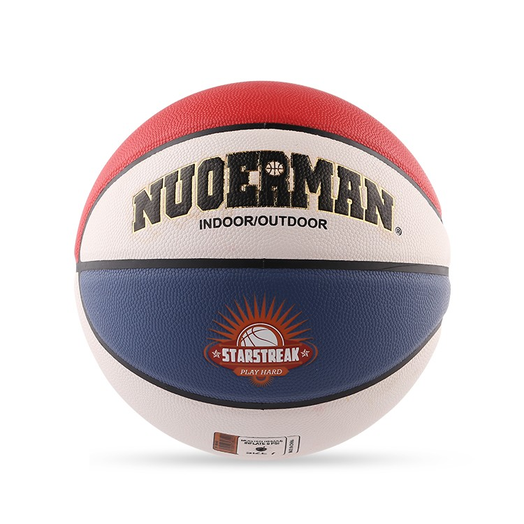 Various size 3 / 4 / 1 rubber basketball