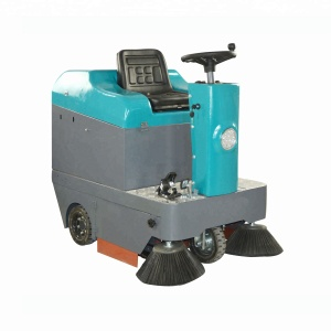 RS1050 high quality floor sweeper machine used in street,workshop