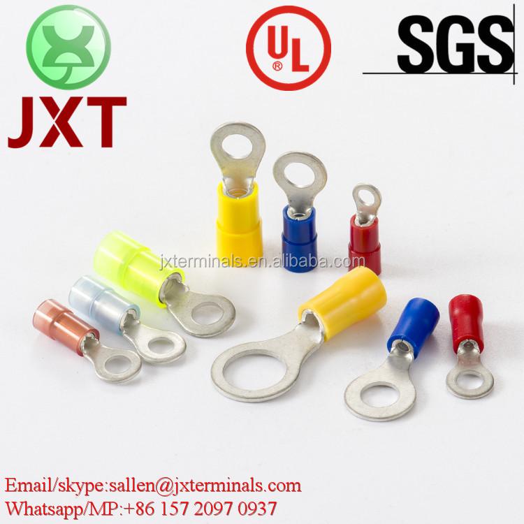 Jxt Wholesale Manufacturer Din Standard Crimp Wire Terminals Type ...