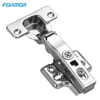 CH-S001 Kitchen stainless steel soft close cabinet hinges