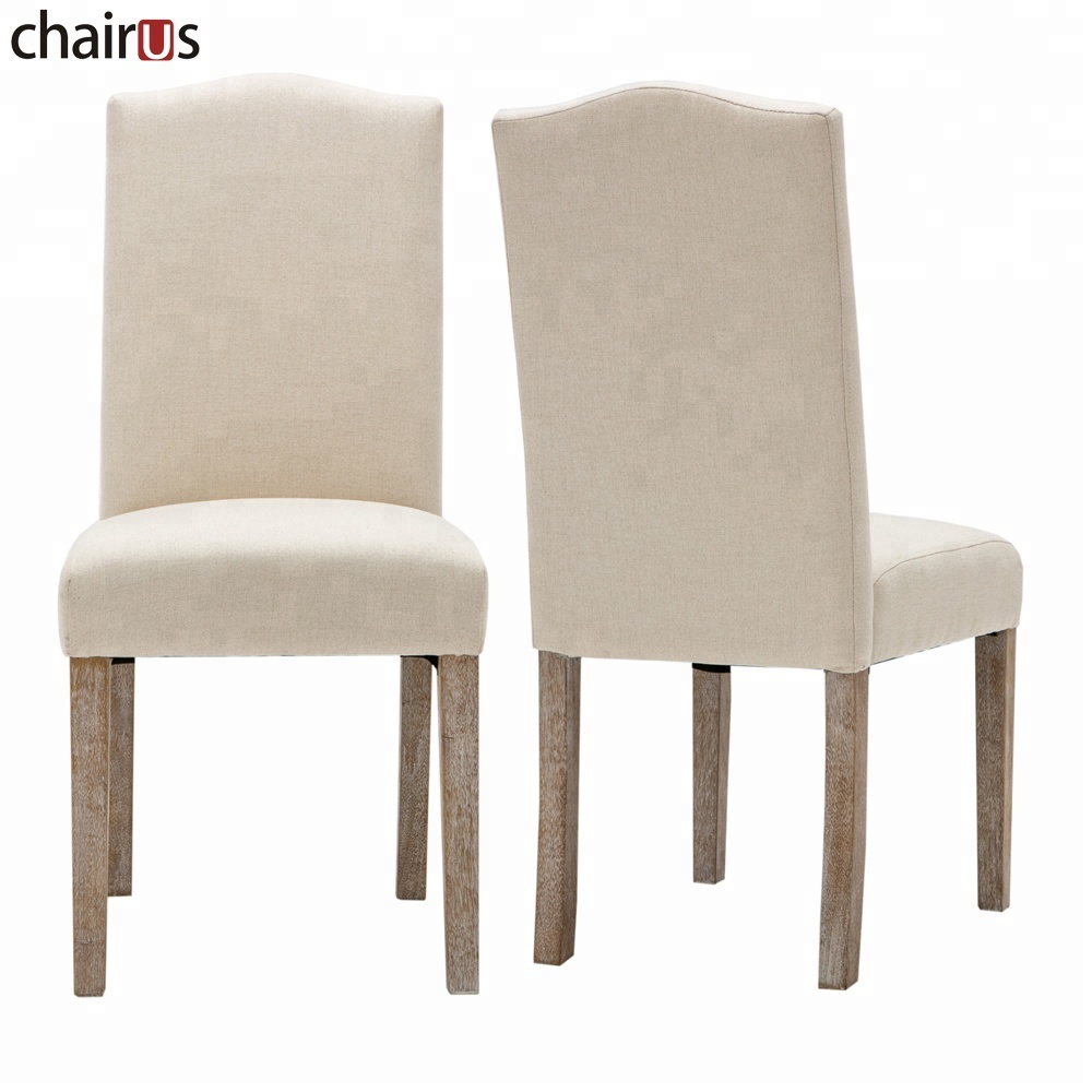 Modern Solid Wood Industrial Hall Beige Solid Wooden Upholstery China Restaurant Furniture