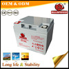 lead acid solar rechargeable deep cycle gel battery 12v 40ah battery