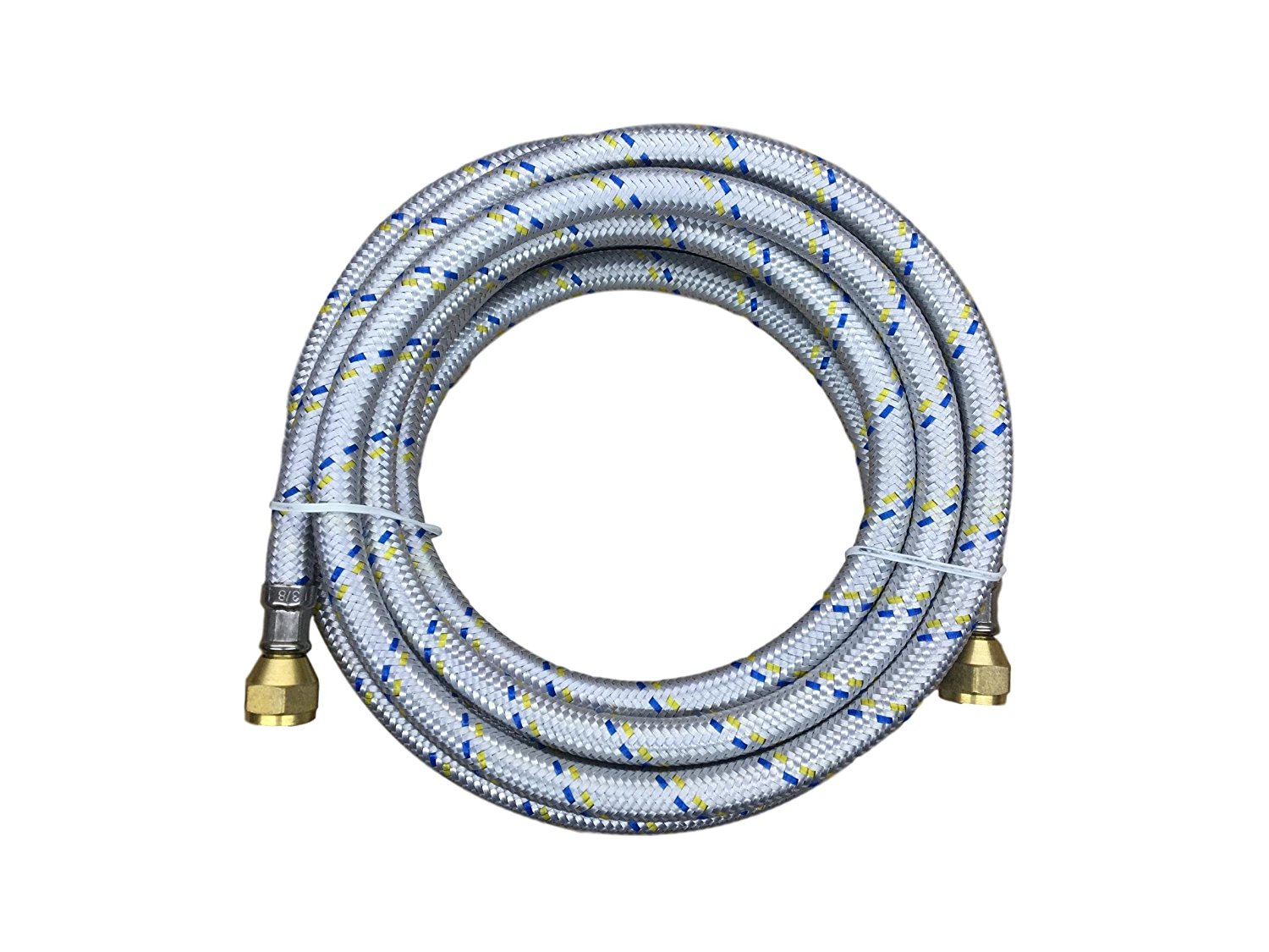 Propane Natural Gas Line 2ft Stainless Steel Hose for LP LPG Grill Parts