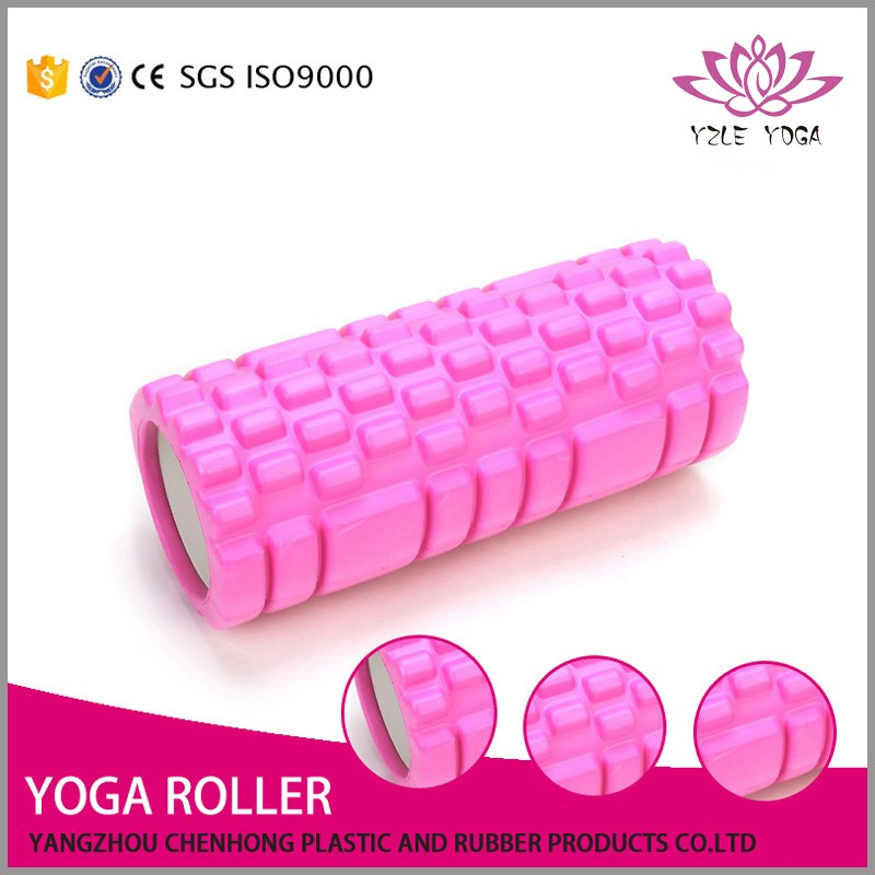 "45cm (L) New Yoga High Density Foam Rollers 36"" Half Round and Full Roll"