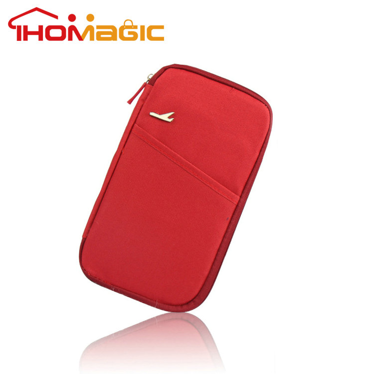Best Selling Polyester Oxford Cloth Cheap Travel Custom Personalized Pasport Holder
