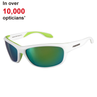 PROGEAR Urban U1509 col.2 Brand Designer Cool Uv400 Multi Color Green Mirror sports Round Sunglasses for men