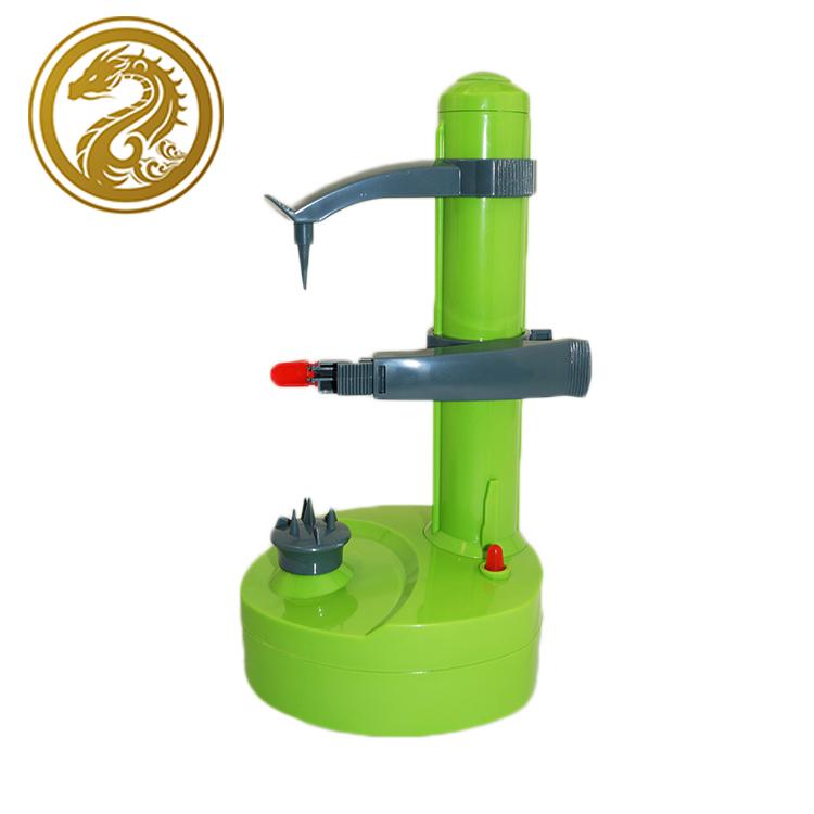 Multifunções Elétrica Legumes De Aço Inoxidável Maçã Descascador De Frutas Peeling Automático Girar Descascador