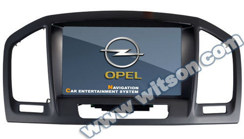 WITSON OPEL INSIGNIA navigation interface