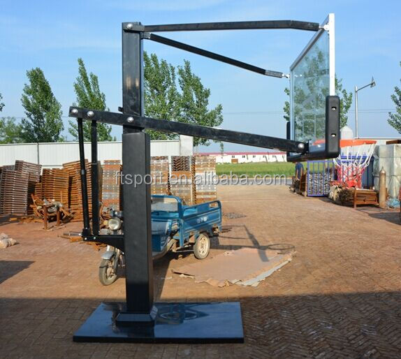 "Institutional Basketball Systems 72"" backBoard"