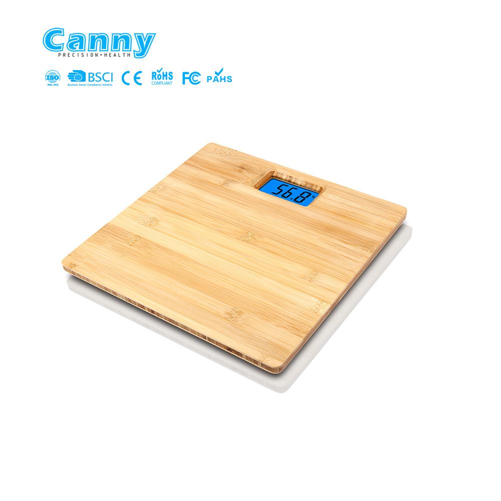 180kg Digital Bathroom bamboo Weighing Body personal Scale